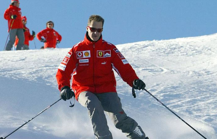Michael Schumacher: se cumplen 3 años de su terrible accidente