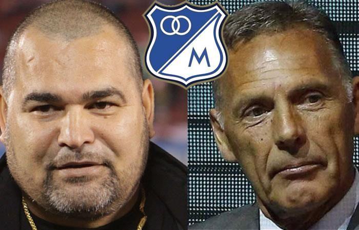 Millonarios: Chilavert arremete en contra del nuevo técnico