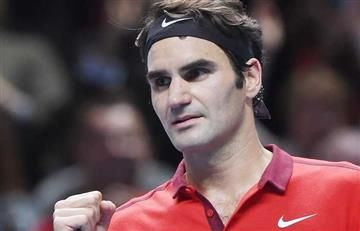 Roger Federer vuelve a las canchas de tenis