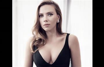 Scarlett Johansson fue la más taquillera de 2016