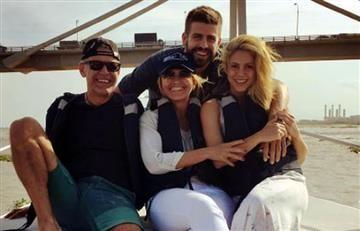 Shakira y Piqué en Barranquilla no te pierdas los memes