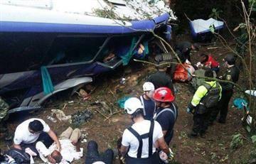 Al menos seis muertos dejó accidente de tránsito en el Cauca