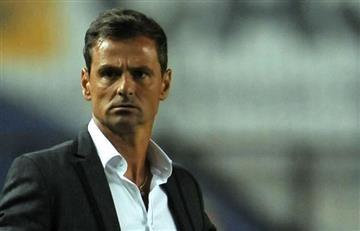 """Diego Cocca: """"vuelvo al club que quiero y con ganas de trabajar"""""""