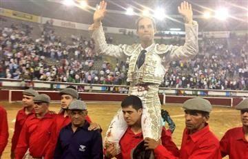 Feria de Cali: Tarde grande para el colombiano Luis Bolívar