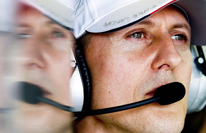 Michael Schumacher y los altos costos médicos que tiene