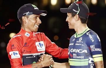 Nairo Quintana y Esteban Chaves protagonistas del año de oro del ciclismo