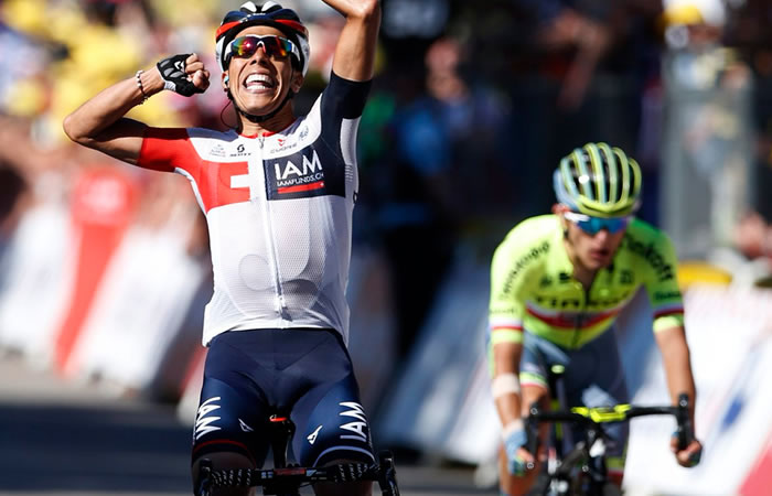 Tour de Francia: Colombia confirma a 2 escarabajos más