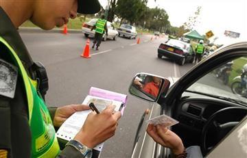 Así será el aumento de las multas de tránsito para el 2017