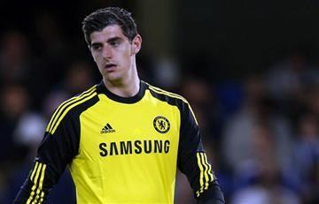 Chelsea descartó la salida de Courtois