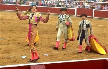 Feria de Cali: Sebastián Castella, Luis Bolívar y López Simón por la puerta grande