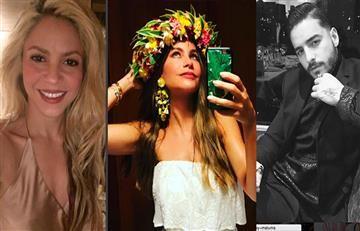 Instagram: Así celebraron los famosos el fin de año