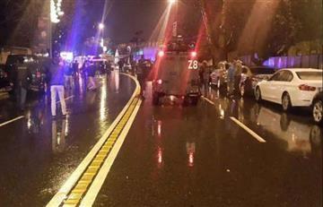 Estambul: Atentado en discoteca deja varios heridos