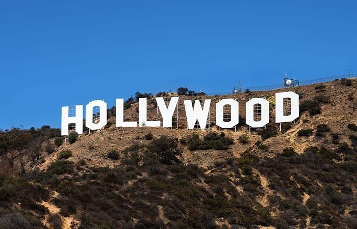 Hollywood sufre vandalismo en su icónico letrero