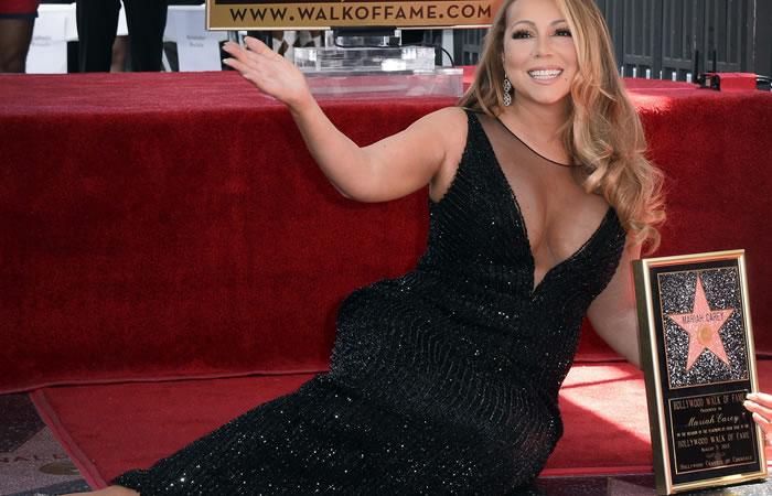 Mariah Carey protagoniza el fiasco de año nuevo en Nueva York
