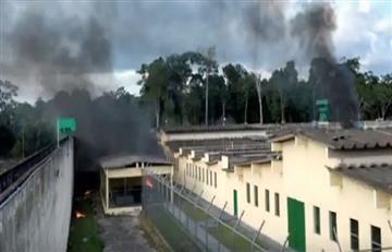 Brasil: Cárcel de Manaos vive sangriento motín
