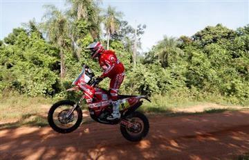Dakar: De Soultrait se adjudica la primera etapa