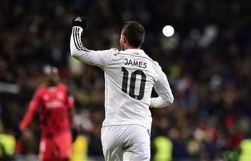 James Rodríguez: ¿Cuánto tiene que pagar el United por su fichaje?