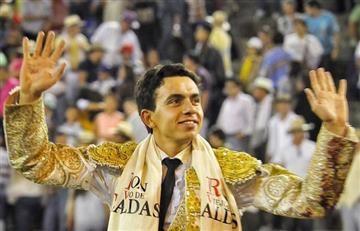 Feria de Manizales: El colombiano Juan de Castilla triunfó en la novillada