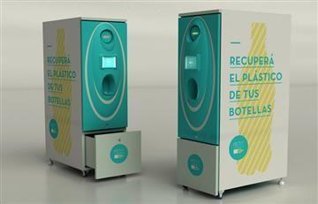 Máquina dispensadora de dinero ¿A cambio de qué?