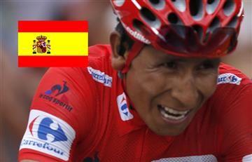 Nairo Quintana: La particular exigencia que le hacen desde España