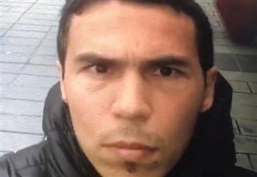 Turquía: Difunden foto del supuesto atacante de Estambul