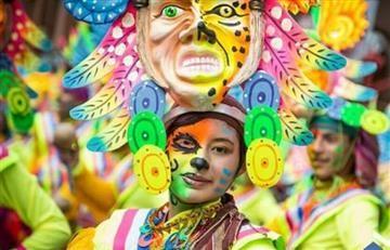 Carnaval de Negros y Blancos: La Familia Castañeda prendió la fiesta