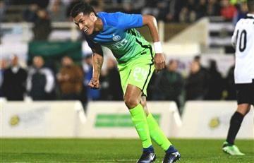 Doblete de Jeison Murillo con Inter de Milán