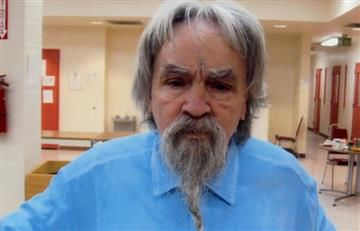 El asesino en serie Charles Manson fue hospitalizado