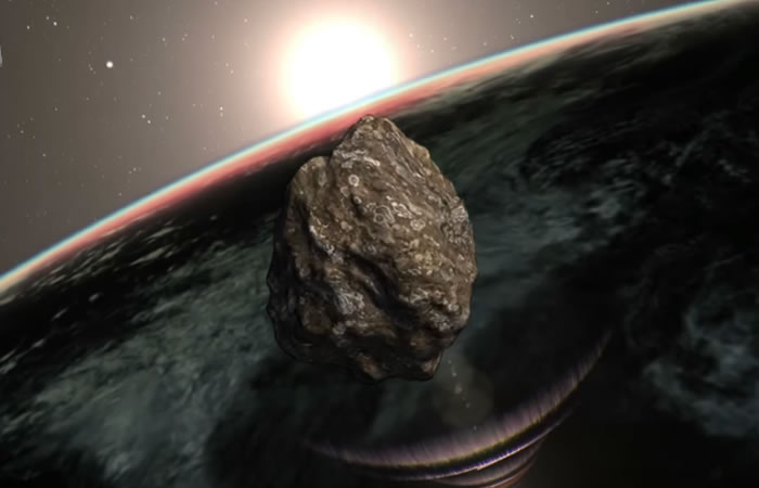 NASA detecta dos rocas desconocidas que se acercan a la Tierra