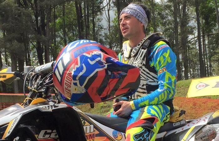 Primera baja de Colombia en el rally Dakar