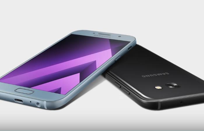 Samsung revela sus nuevos móviles Galaxy A