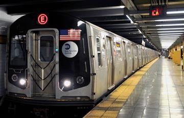 Tren en Brooklyn se descarrila y deja varios heridos