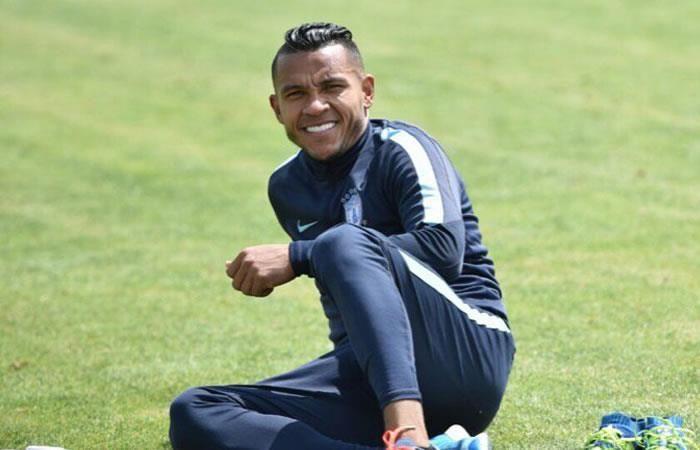 Wilson Morelo jugará en el Everton