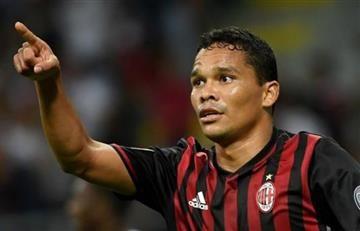 Carlos Bacca habría rechazado multimillonaria oferta del fútbol chino