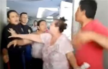 En hospital de Neiva un paciente agredió al personal médico