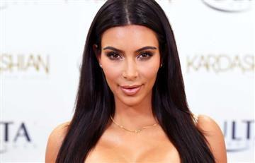 Kim Kardashian se maquilla sus partes más íntimas