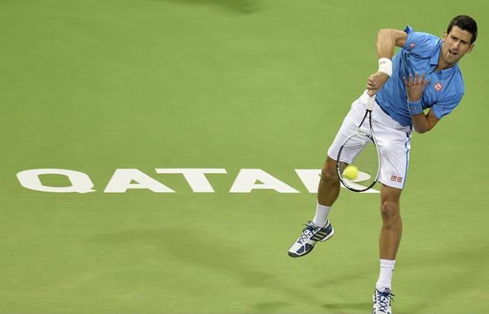 Murray, Djokovic, Berdych y Verdasco pasan a semifinales de Doha