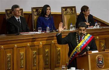 """Maduro: La Asamblea de Venezuela va rumbo a la """"autodisolución"""""""