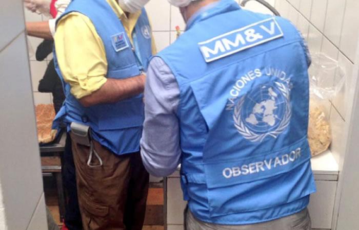 Observadores de la ONU volverán a su país de origen