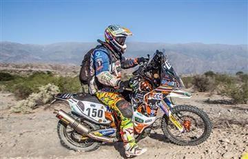 Rally Dakar: Mateo Moreno, mejor colombiano en la tercera etapa