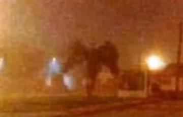 Arizona: Fotografía de la noche capturaría un 'demonio'