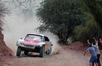 Dakar: así fue el impresionante accidente que sacó a Carlos Sainz