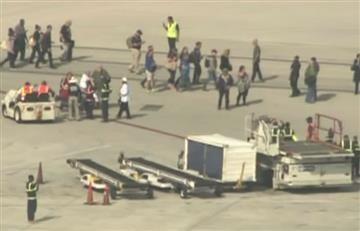 Estados Unidos: Tiroteo en aeropuerto de Florida