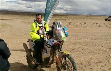 Los colombianos del rally Dakar llegaron a Bolivia