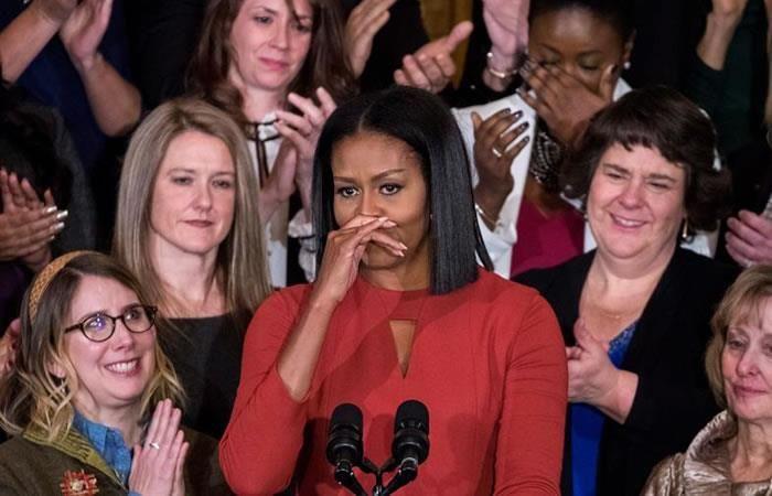 Michelle Obama: 'La gloriosa diversidad no es una amenaza'