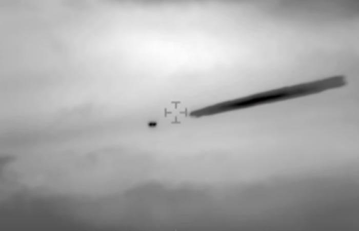 OVNI es revelado tras dos años de su aparición. Foto:Youtube