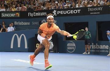 Rafael Nadal despierta de su sueño y pierde ante Raonic