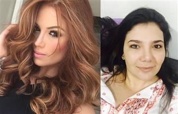 Sara Uribe es defendida por la ex esposa de Agmeth Escaf