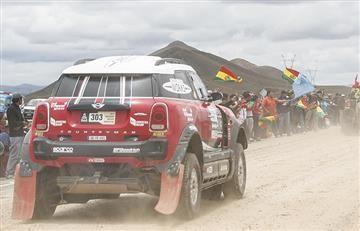 Anulan sexta etapa del Rally Dakar