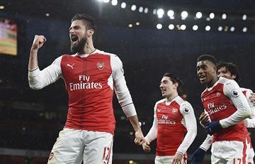 Arsenal clasificó con David Ospina de titular